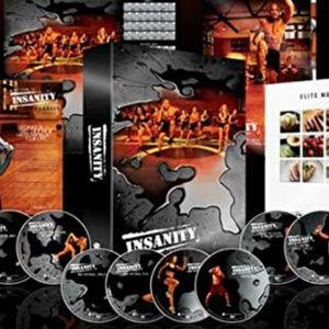 Insanity 60 Day Workout Program 10 DVD Set NEW